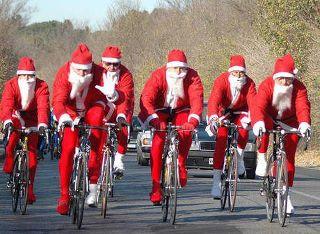 Babbo Natale In Bicicletta.Babbo Natale In Bicicletta Castelli 24 Ore